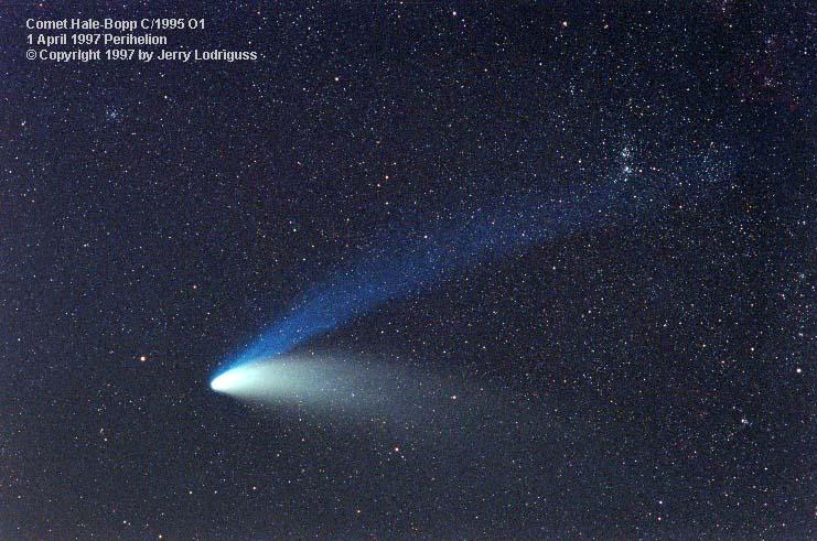 nasa comet hale bopp - photo #22