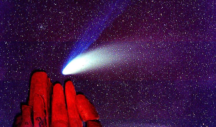 Halleys Comet  Wikipedia