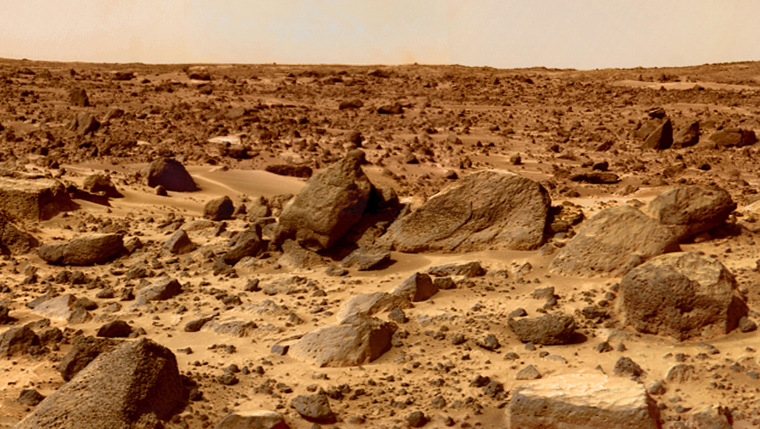 surface of mars today - photo #46