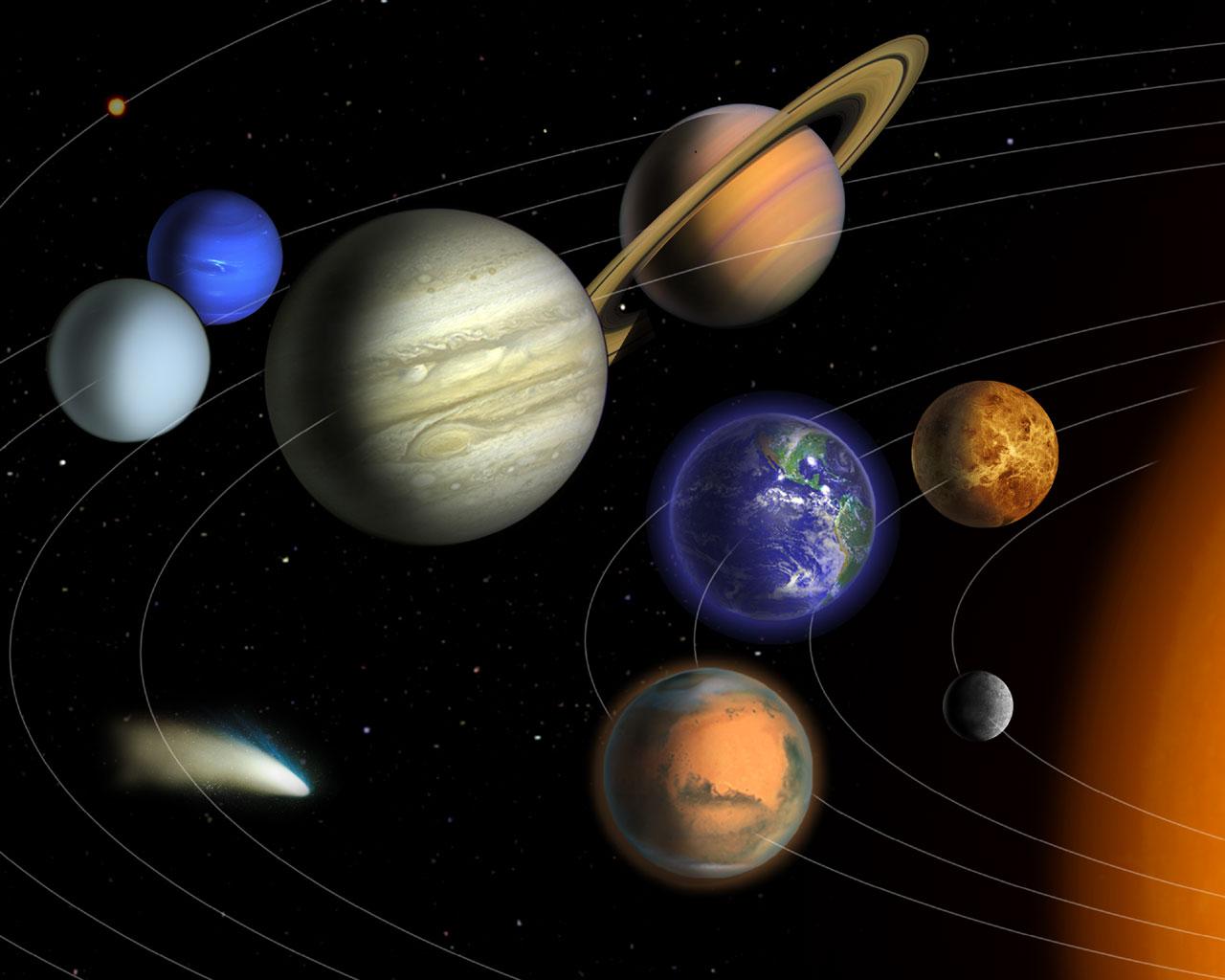 nasa solar system wallpaper Gallery