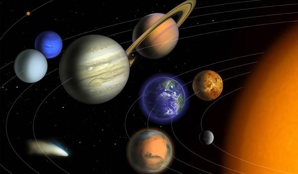 venus solar system in order - photo #38